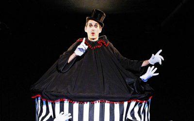 L'étrange cirque de Monsieur Edgar